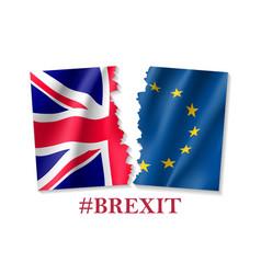 Brexit symbol vector