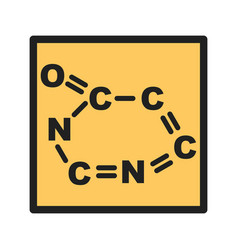 Chemical formula vector