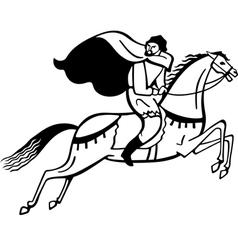 Rider vector