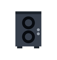 Speaker volume music image vector