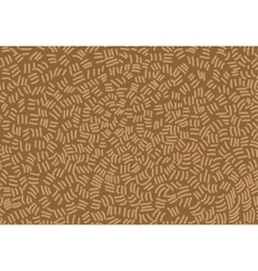 Abstract hand-made pattern vector