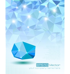 Abstract modern technology composition vector