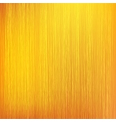 Orange background with stripes vector image vector image