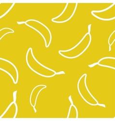 Pattern circuit bananas vector