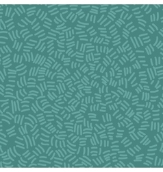 Abstract seamless hand-made pattern vector