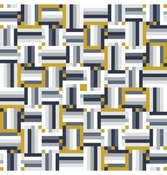 Digital grey pattern vector image