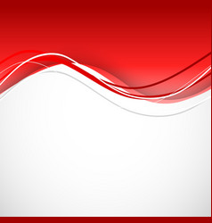Abstract dynamic design background vector image