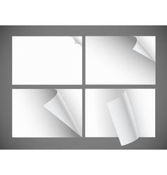 corner2 vector image