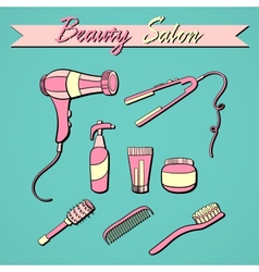Beautyset vector