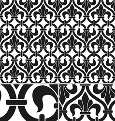 French victorian vintage seamless pattern vector