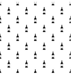 Soda water pattern vector