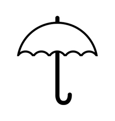Umbrella accessory weather vector