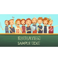 1607i126022Sm003c11education kids vector image vector image