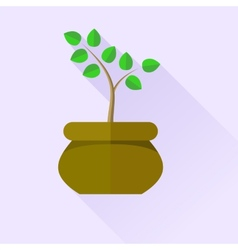 Green plant vector