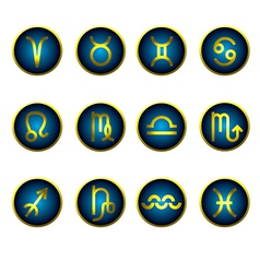 zodiac out 2 notext vector image