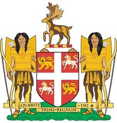 Newfoundland Province vector image
