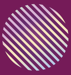 modern dynamic background design vector image vector image