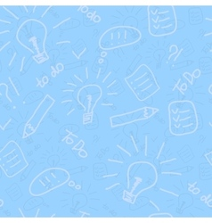 Todo list seamless pattern universal background vector
