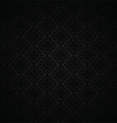 damask style background 2302 vector image