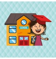 Child education design vector