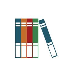 Books read encyclopedia learn vector
