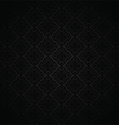 damask style background 2302 vector image vector image