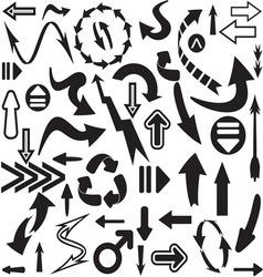 strelice razne3 vector image vector image