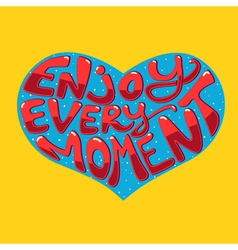 every moment vector image
