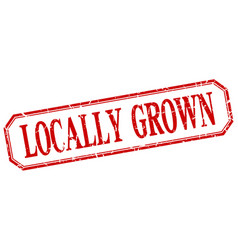 Locally grown vector