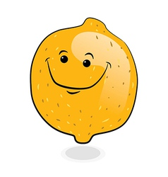 Doodle orange fruit vector