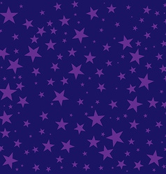 Night sky stars seamless background texture simple vector