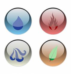 The four elements vector