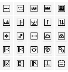 Wallpaper symbols vector