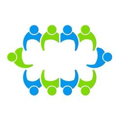 Directory Team vector image