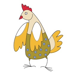 Chicken7 vector