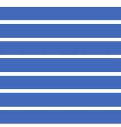 Horizontal striped seamless pattern vector image