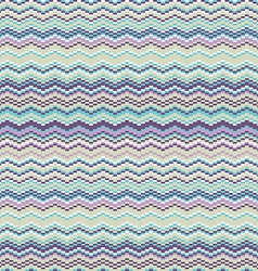 Cool toned chevron seamless wallpaper vector