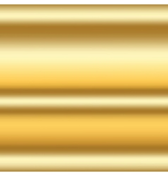 Gold texture horizontal 2a vector image vector image