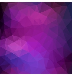 Awesome poligonal in graphics vector