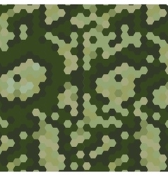 Camouflaje army style background vector