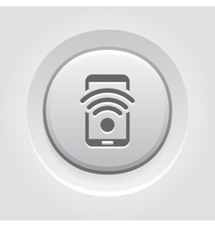 Wi-fi hotspot icon vector