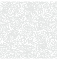 White floral texture in vintage style vector