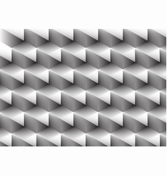 Abstract geometric repeating pattern background vector