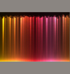 Red stream abstract bar line background vector