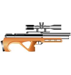 Air rifle vector