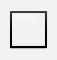 Square Photo Frame vector image
