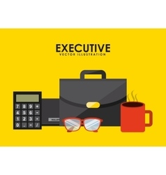 Executive equipment vector