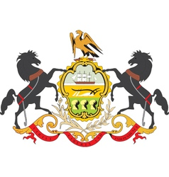 Pennsylvania coat-of-arms vector