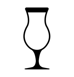 Glass beverage drink icon graphic vector