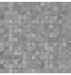 Abstract circle grey background vector